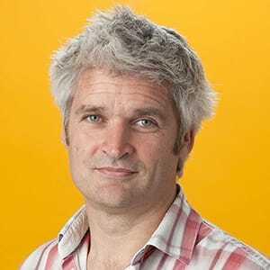 Martin Saunders